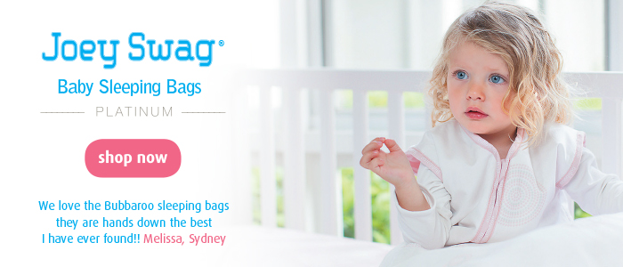 Safe baby sleeping bag