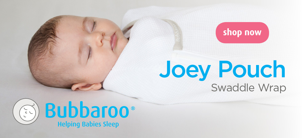 Joey Pouch simulates womb in fourth trimester