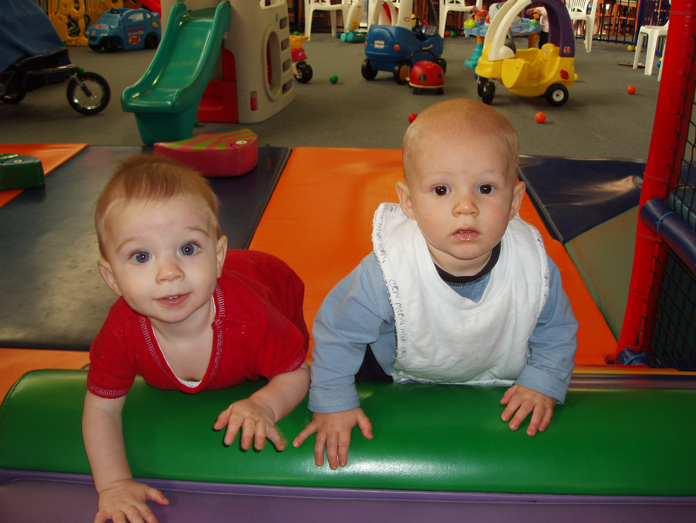 Baby indoor play