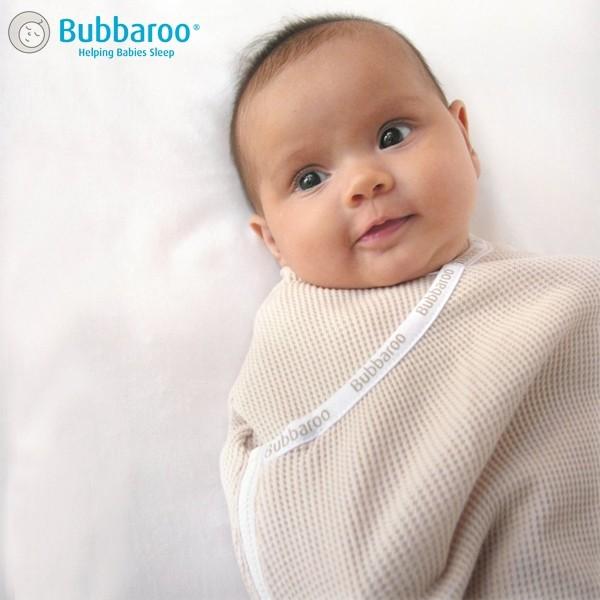 Bubbaroo White Joey Pouch Swaddle Wrap Nursery Bedding