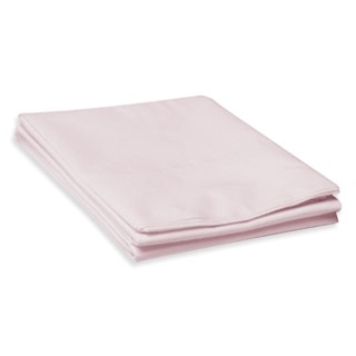 Fitted Cot Sheet Pink