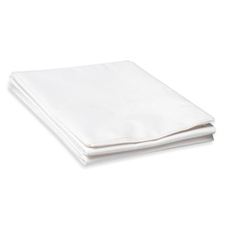 Fitted Cot Sheet White