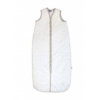 White with Stone binding Joey Swag baby sleeping bag
