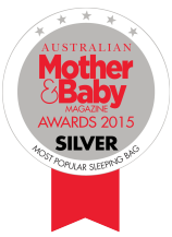 Silver Award Winner - Joey Swag Australian Mother & Baby Awards 2015