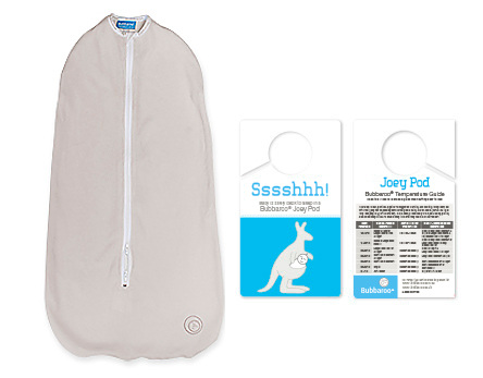 Joey Pod Transitional Swaddle Bag