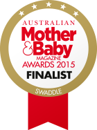 Joey Pouch Australian mother & baby awards - 2015 finalist